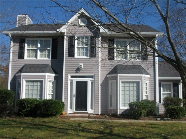 Greensboro, Winston-Salem, Burlington Replacement Windows & Vinyl Siding
