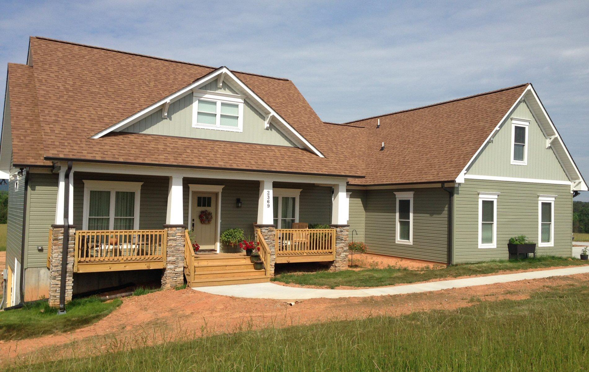 New-Construction Windows & Siding